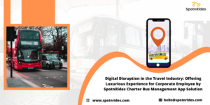 Find out how SpotnRides Charter Bus Management App Solution boost up your transportation services?