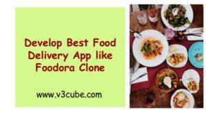 Foodora Clone