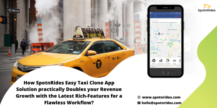 Get an Ultimate Easy Taxi Clone App Solution for Your Taxi Business Venture