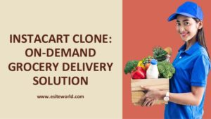 Instacart Clone: On-Demand Grocery Delivery Solution
