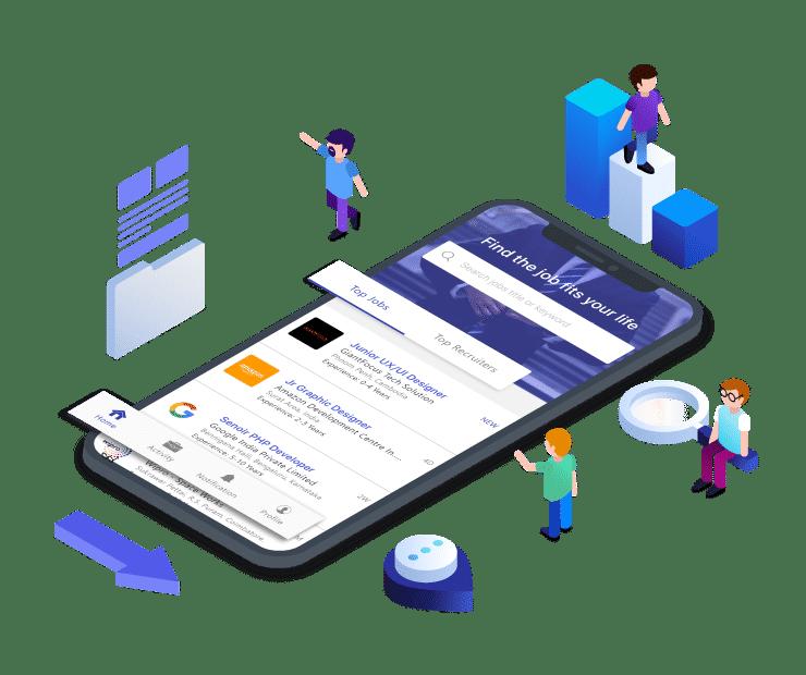 Job Portal Software | Naukri Clone Script PHP, Open Source – HR Hub | Mobile App Developme ...