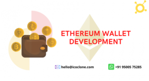 Method of Developing Crypto Wallet in the Ethereum Token – Icoclone