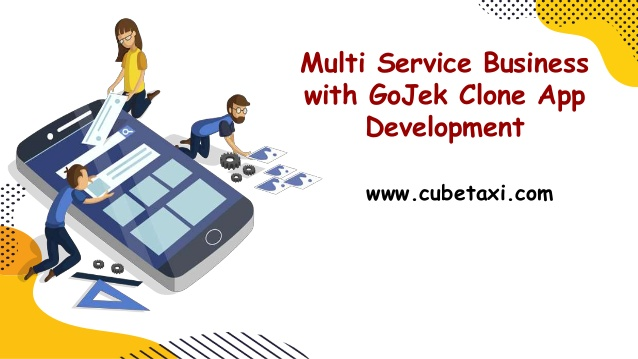 Multi Service Business with GoJek Clone App Development