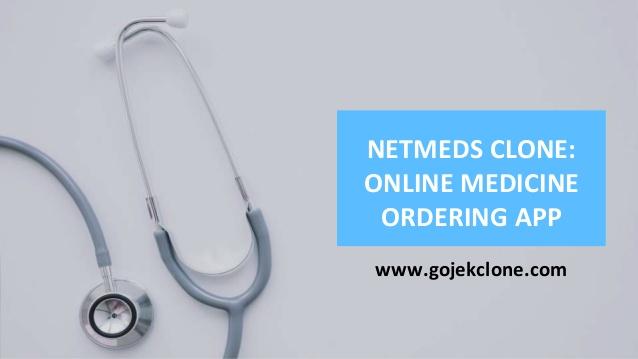NETMEDS CLONE ONLINE MEDICINE ORDERING APP
