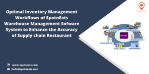 Build a Warehouse Inventory Management Software System for your Restaurant Business with SpotnEats