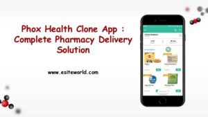 Phox Health Clone App Complete Pharmacy Delivery Solution