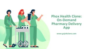 Phox Health Clone: On-Demand Pharmacy Delivery App