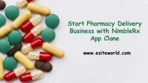 Start Pharmacy Delivery Business with NimbleRx App Clone