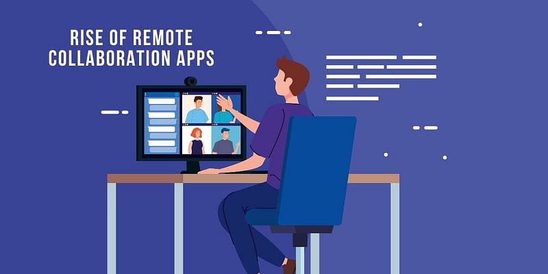 Rise of Remote Collaboration Apps: How to create your own Zoom like Video Conference App?