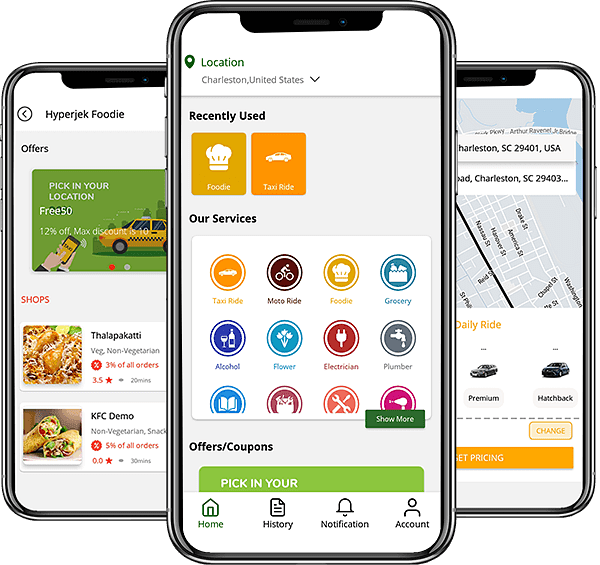 Establish your multi-niche business in the pandemic season with a GoJek clone app