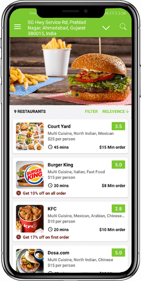 Blueprint to On Demand Food Delivery App Development