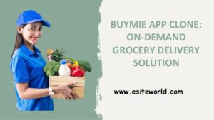 Buymie App Clone: On-Demand Grocery Delivery Solution