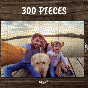 Custom Photo Jigsaw Puzzle Pet Best Gifts- 35-1000 pieces | Get Photo Blanket