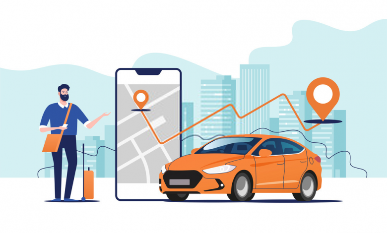 Developing an app like Uber: Development stages and the economy involved