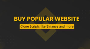 If you are looking to buy familiar websites clone scripts like Binance,Here I highly recommend C ...