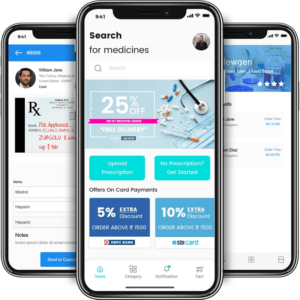 Uber For Pharmacy Delivery App Development