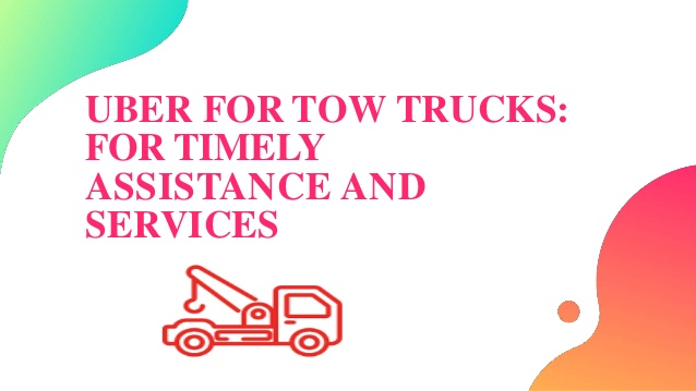 Uber like app for Tow Trucks to help your stranded customers who are dire need of your help. Tru ...