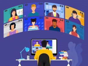 Remote collaboration tools are making work from home easier: Guide to develop a video conference app