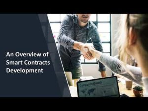 An Overview of Smart Contracts Development – YouTube