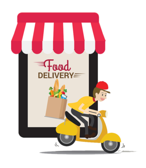 Better Food Delivery Services – Foodora or Doordash