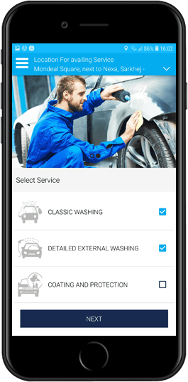 Build a Profitable Car Wash Industry with the Washe App Clone