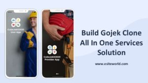 Build Gojek Clone All in One Services Solution