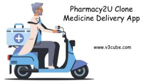 Pharmacy2U Clone Medicine Delivery App