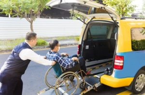 Plan of Action for Ideal Wheelchair Taxi Service App Development