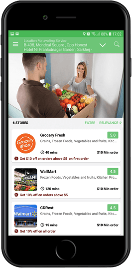 Profitable Online Grocery Delivery Business amid Quarantine