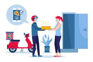 Food delivery amid COVID-19: Here is how an UberEats Clone can ensure Food Safety?