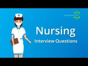 Top 20+ Nursing Interview Questions and Answers |  General and Technical Interview Questions  |  ...