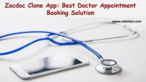 Zocdoc Clone App: Best Doctor Appointment Booking Solution