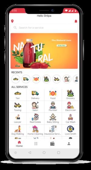 Gojek Clone Solution for Multi-Service Startups