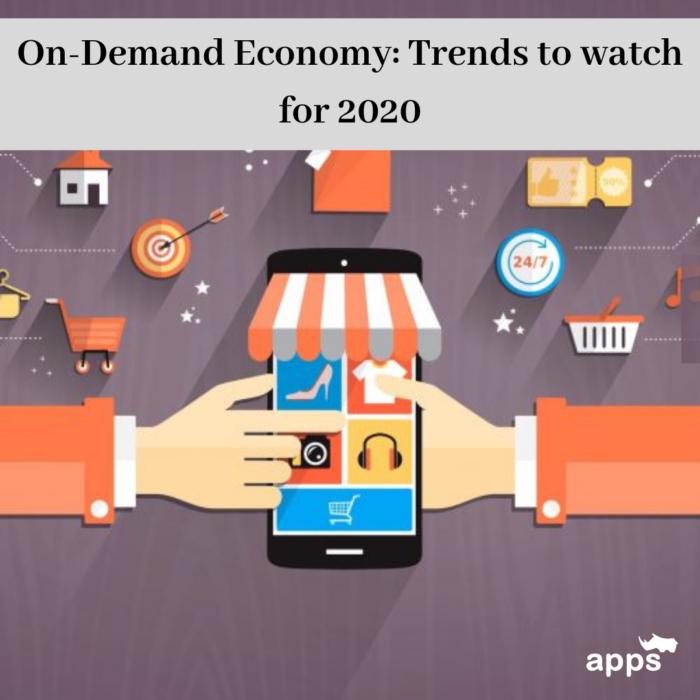 On-Demand Economy Trends