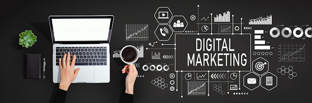 Areas of Digital Marketing Specialization