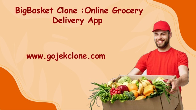 BigBasket Clone :Online Grocery Delivery App