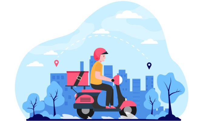 Business models in the on-demand food delivery market and what do modern consumers expect from a ...