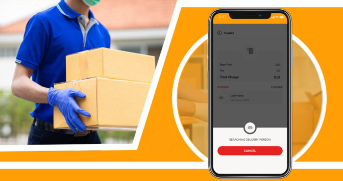 Strategies to expand the customer base for Uber for courier app