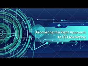 Discovering the Right Approach to ICO Marketing – YouTube