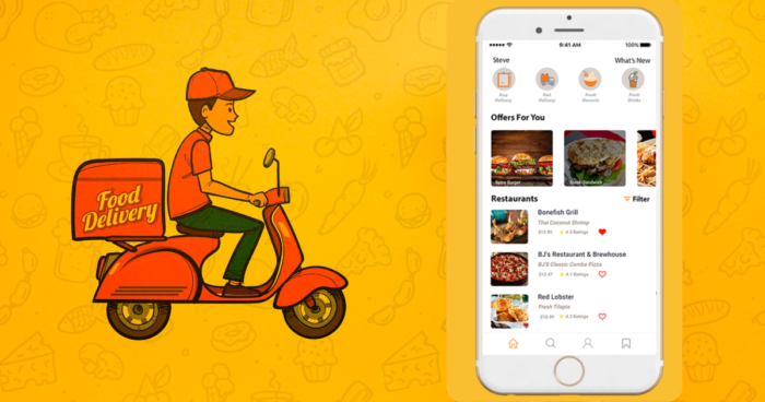 How to build an on-demand food delivery app like Swiggy?