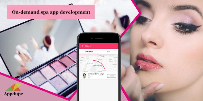 On-demand spa app development: Business models & revenue model