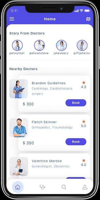 On-Demand Doctor App Development