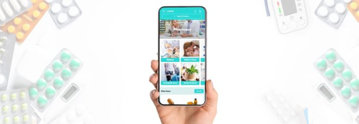 Grow your pharmacy business online with a WooCommerce mobile app