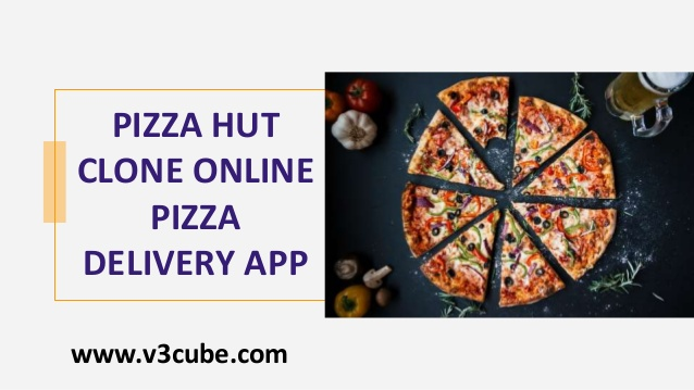 Pizza Hut Clone: Online Pizza Delivery App