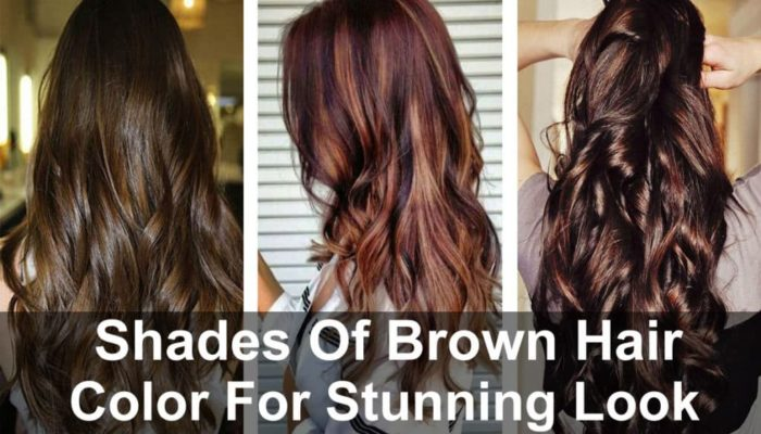 Are you getting bored with your simple brown hair color and want to try something new? Then you  ...