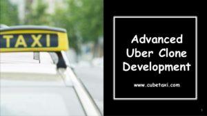 Start Advanced uber clone cubex2020