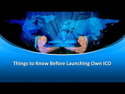 Things to Know Before Launching Own ICO – YouTube
