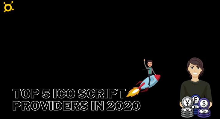 Top 5 ICO Script Providers in 2020 – Icoclone