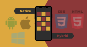 Why Native App Development is Better Than Hybrid App Development?