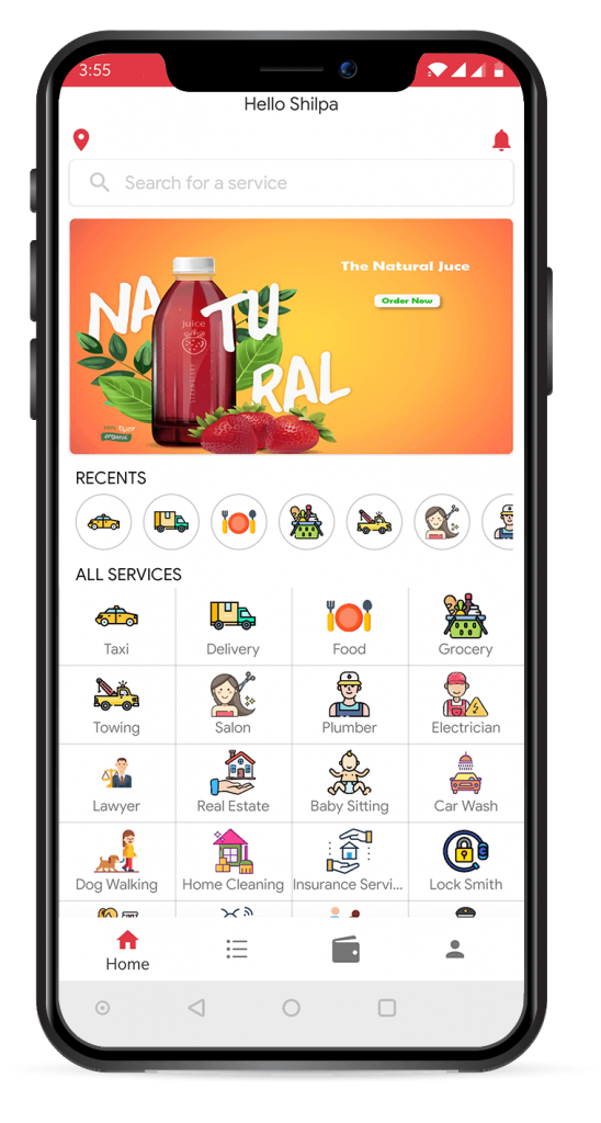 Most Trusted Multi-Service Application : Gojek Clone